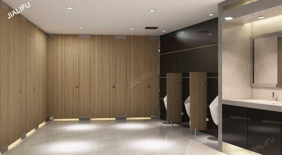 Toilet Cubicles Shower Partition Changing Room