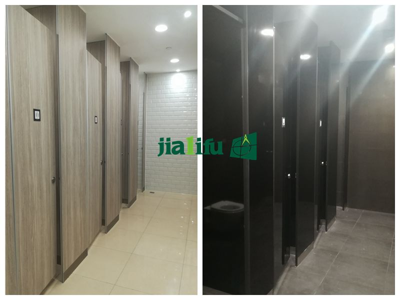 hpl honeycomb toilet partition